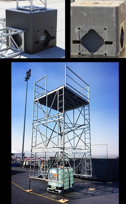 Concrete Blocks Amp Water Ballast
