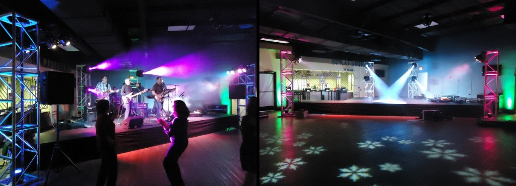 Truss Arches Towers For Rent From Stage CMDR Inc In Sacramento