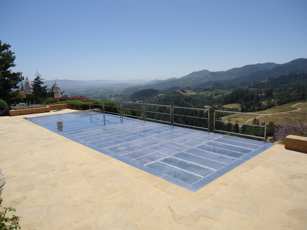 Plexi Glass Clear Acrylic Pool Cover Dancefloors By Stage